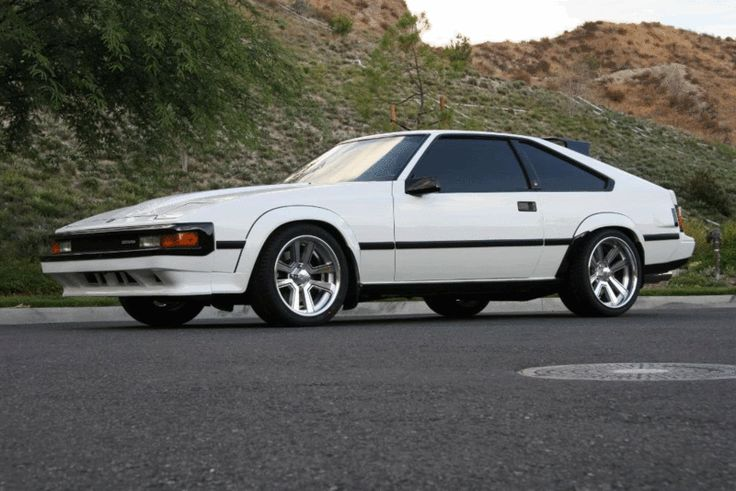 Another killer MkII P-Type Supra 1982-1986