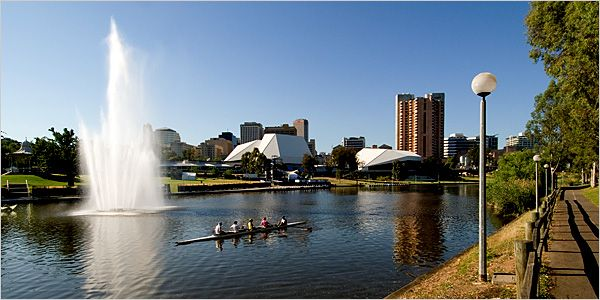 Next Stop - Adelaide, Australia - A 'City of Churches' Emerges as a Culinary Hub - Travel - NYTimes.com