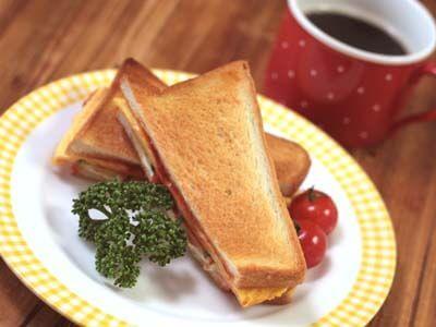 大阪の卵焼きサンドの作り方(レシピ)