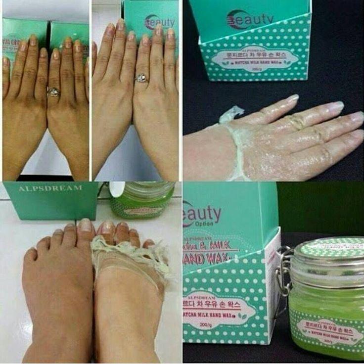 Miss Moter Matcha & Milk Hand wax  Harga 45rb . . . Isi 200gr  Berfungsi untuk : -Memutihkan kulit -Menghaluskan garis-garis di kulit terutama telapak dan lipatan tubuh -Melembabkan kulit kering -Membuang sel kulit mati yg mengendap di permukaan dan lipatan kulit secara menyeluruh Tidak membuat iritasi aman untuk kulit sensitive . . . Cara pakai  Aplikasikan di seluruh permukaan kulit tangan atau kaki yg hendak di treatment dan di haluskan (cuci tangan dan kaki sebelum pemakaian dan pastikan…