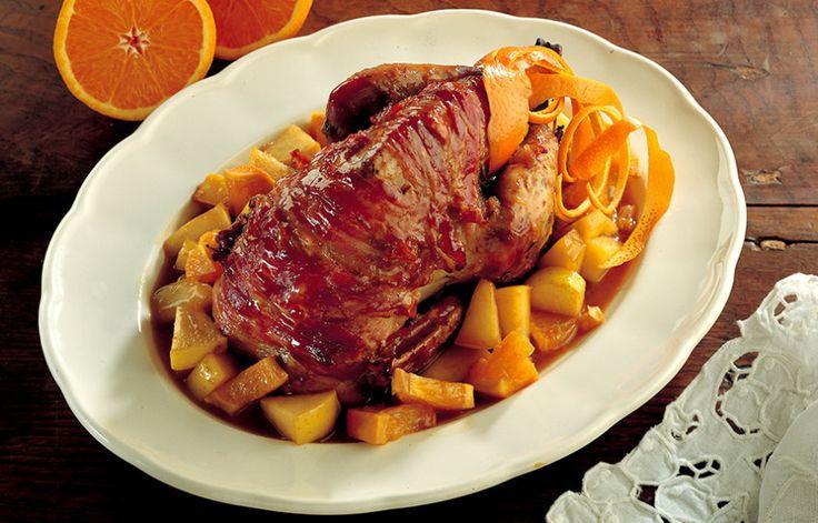 Ricetta Fagiano all'arancia - Le ricette de La Cucina Italiana