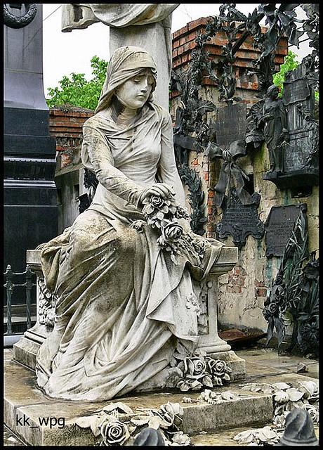 Buenos Aires, Argentina Cementerio de La Recoleta