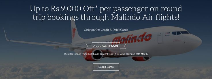 Book #Malindo #flight #tickets using #Makemytrip #Coupons #Promos and get up to Rs9000 #Discount #India