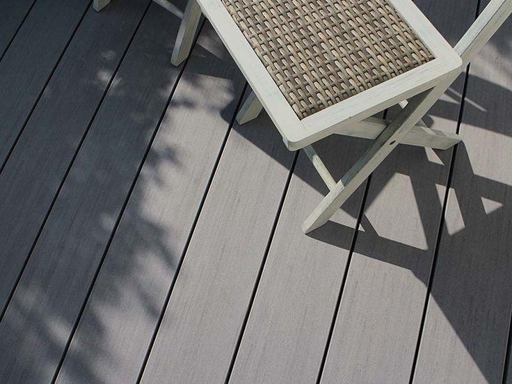 13 besten WPC Terrassendielen verlegen   WPC Unterbau Bilder auf - terrassenbelage holz terrassendielen