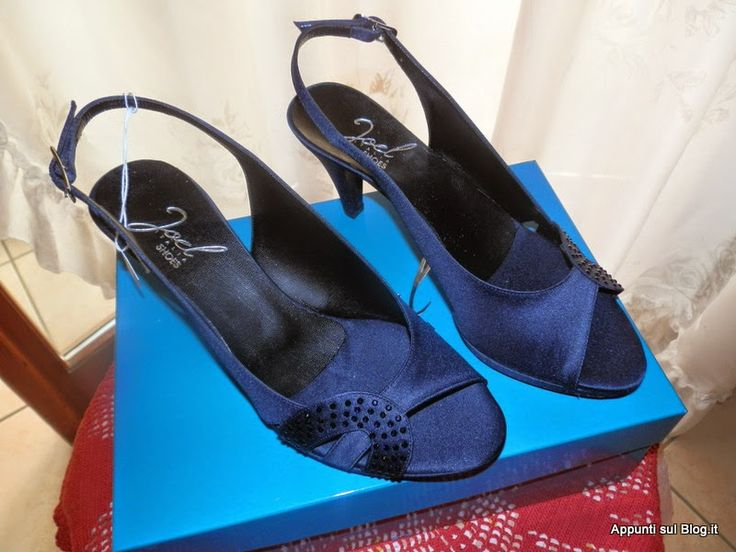 Appunti sul Blog: Joel Shoes, scarpe made in Italy chic e trendy
