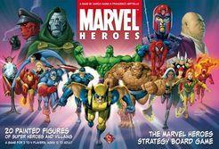 Marvel Heroes | Board Game | BoardGameGeek