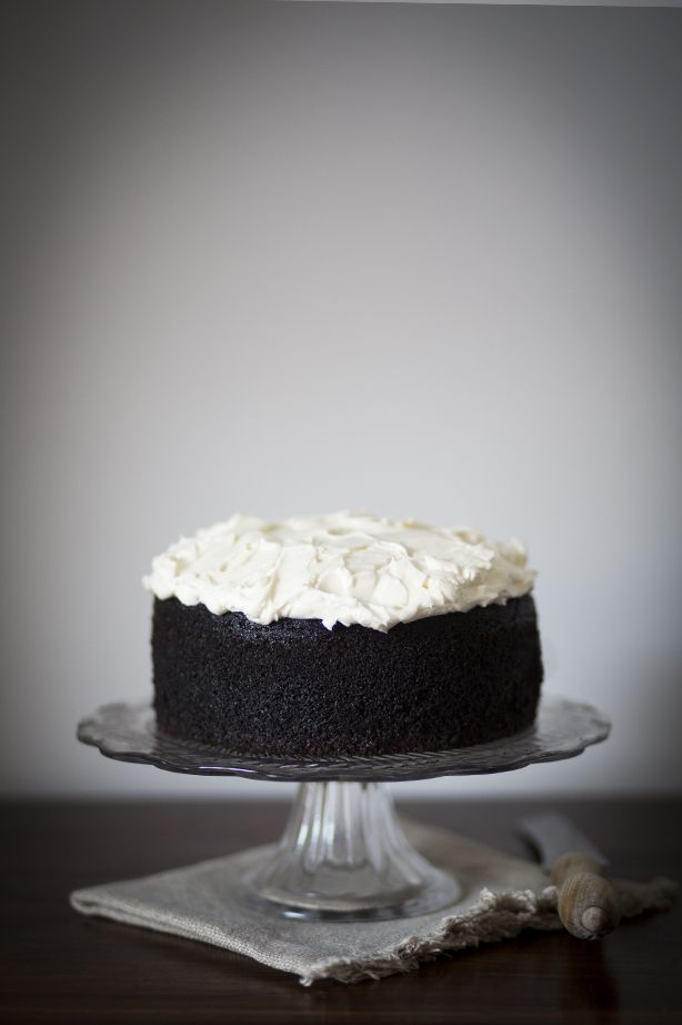 Nigella Lawson's Chocolate Guinness Cake via Breakfast by the Sea Blog ...