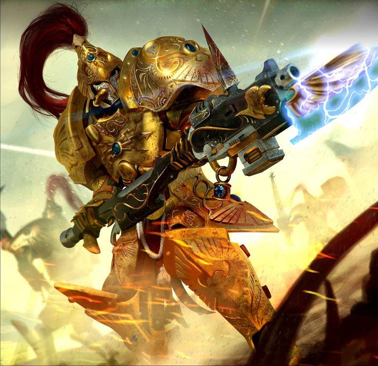 Warhammer 40000,warhammer40000, warhammer40k, warhammer 40k, ваха, сорокотысячник,фэндомы,Adeptus Custodes,Imperium,Империум