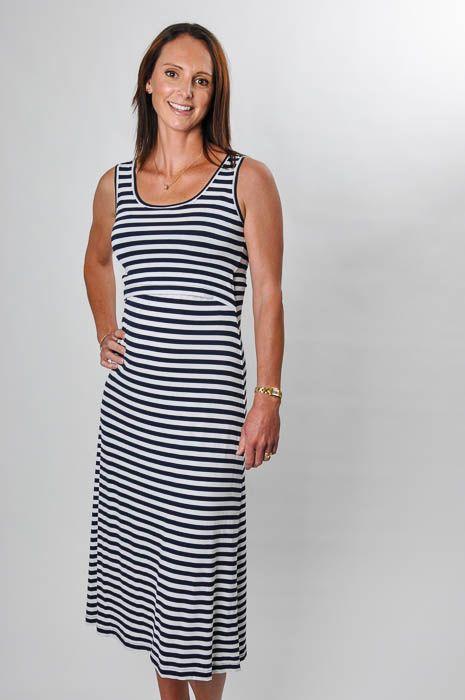 Enter to win: Win a Striped Breastfeeding Maxi Dress! | http://www.dango.co.nz/s.php?u=ODM4Rhmx2986