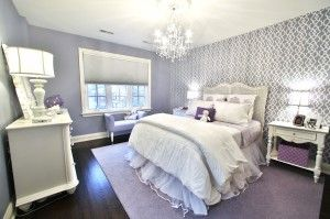 Luxury Bedroom for Teenage Girl