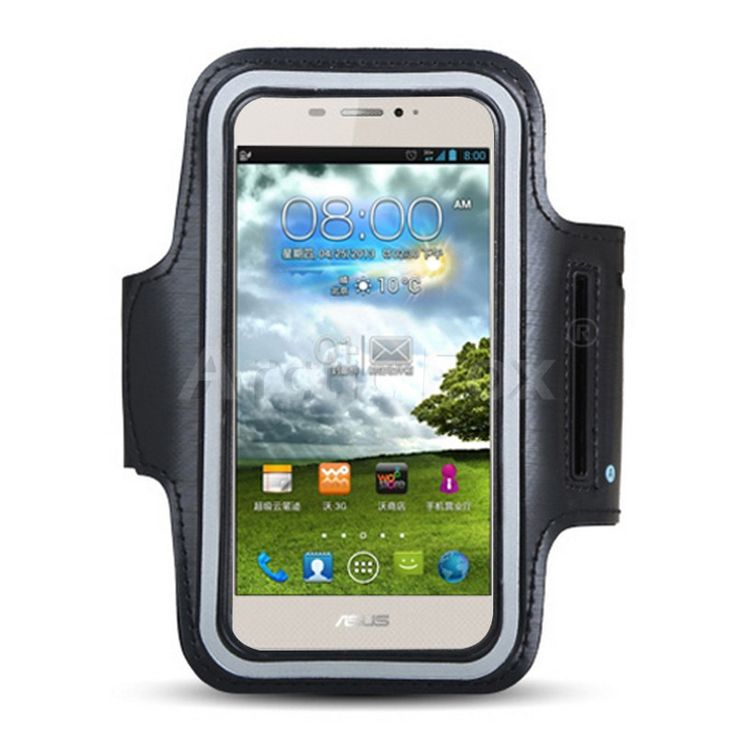 "Top Waterproof Running Jogging Cycling GYM Sports Armband Mobile Phone Holder Case Cover For Asus Pegasus 2 plus X550 5.5"" XL"