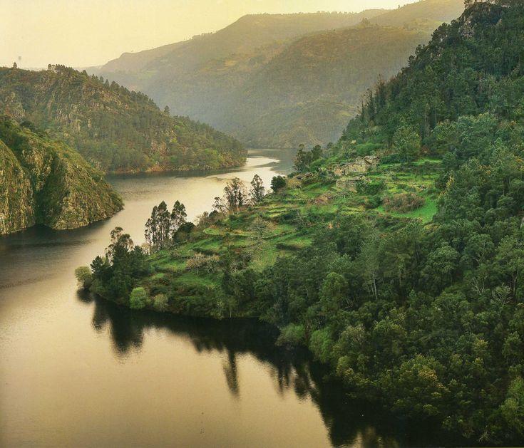 Galicia river