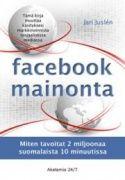 Tämä kirja muuttaa käsityksesi markkinoinnista sosiaalisessa mediassa. Peukuttamisen, kommentoinnin ja jakamisen sijasta nyt puhutaan siitä, miten Facebookista hankitaan ostavia asiakkaita käyttämällä Facebookin tehokkainta viestintäkeinoa, maksettua mainontaa.Facebook-mainonta on kohdennettavissa tarkasti halutulle yleisölle ja maantieteelliselle alueelle.