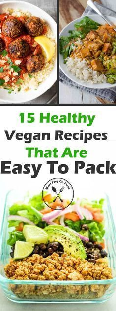 If you are following a plant-based diet or a vegan diet then we know you are in need of some easy recipes here are 15 Healthy Vegan Recipes. #veganrecipes #vegan #veganfood