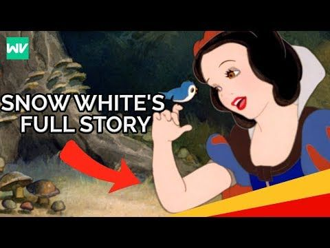 Snow White's Full Story: Discovering Disney Princesses - YouTube