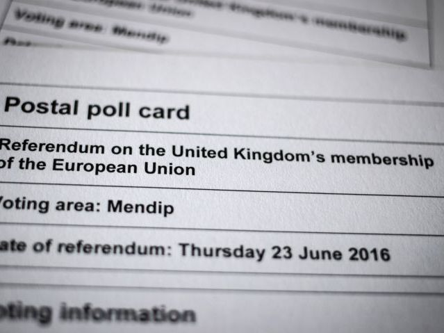 Brexit: Expats denied say in EU referendum due to missing postal votes demand re-run after scandal is revealed Voters fear thousands of people may have been affected by delays and errors