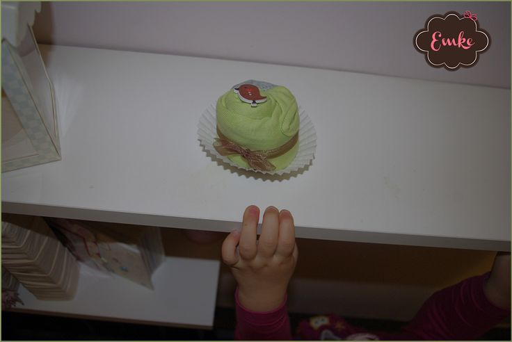 Muffin-body baby ruha
