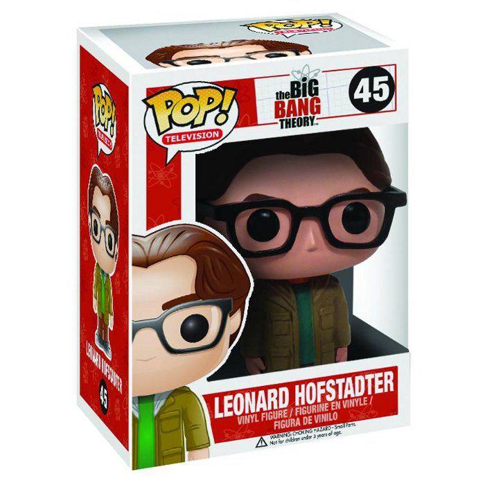 Figurine Leonard Hofstadter (The Big Bang Theory) - Figurine Funko Pop http://figurinepop.com/leonard-hofstadter-the-big-bang-theory-funko