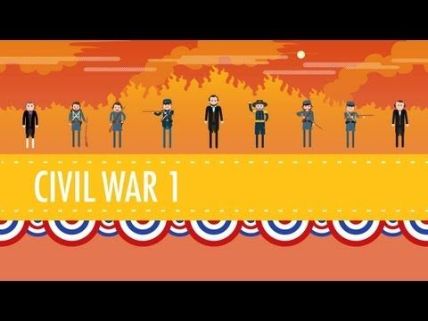 A Crash Course on the Civil War and Reconstruction Earlier this year Hank and John Green launched Crash Course U.S. History. These videos provide ten to twelve minute overviews of key events and themes in the history of the United States. The series started with the arrival of Europeans in North America.