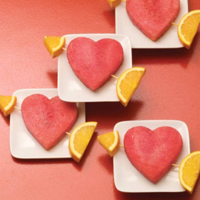 Healthy Valentines day treat!