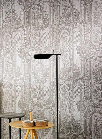 Tapete Eclectic von Hookedonwalls #französisch #belgisch #design #vintage