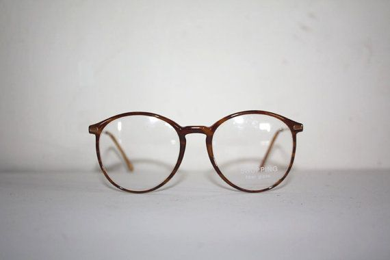 Vintage Eye Glasses Shopping 1101 Fiber Glass by GlassesVintage, €69.00