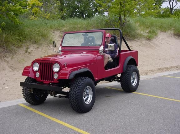 Very nice 1984 Jeep CJ-7