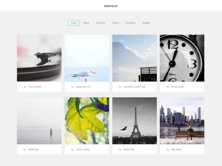 Best Free Wordpress Portfolio Theme For Photographer Artist Illu Photography Wordpress Themes Best Free Wordpress Themes Wordpress Theme Free Responsive