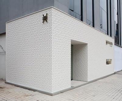 Kwanpen, Seoul by Betwin Space Design