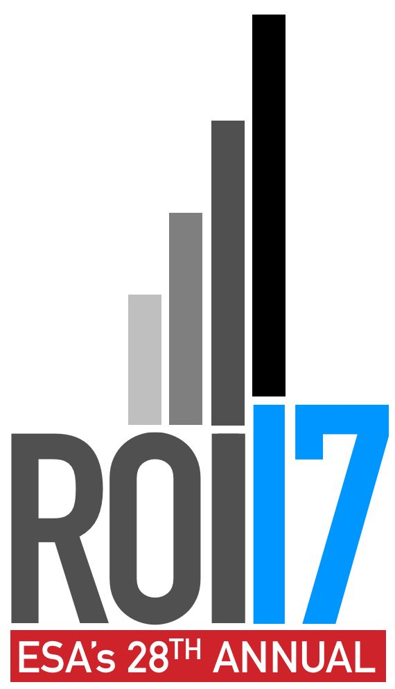 ESA ROI2017 The industry's best training is HERE.  FEBRUARY 15-17, 2017 | Marriott Sanibel Harbour | Fort Myers FL