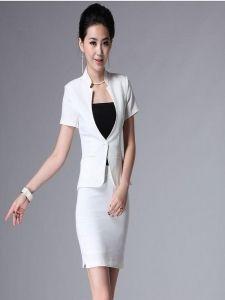 Vest nữ công sở 003. Chất liệu vải tốt, bền đẹp, đường may sắc sảo, nhiều mẫu mã đa dạng. LH: 0908149946 - Email: dongphucphuhoang@gmail.com