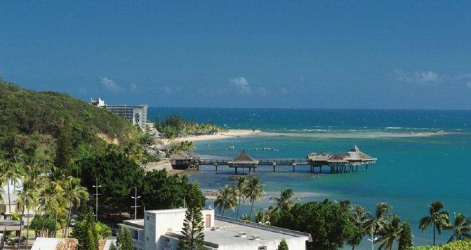 Hilton Noumea La Promenade Residences - ocean view from apartments