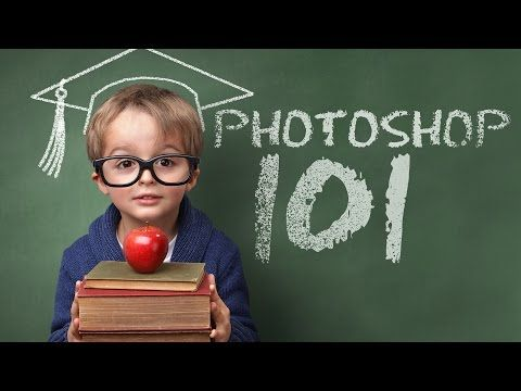 15 Step Beginner's Guide to Mastering Photoshop - YouTube