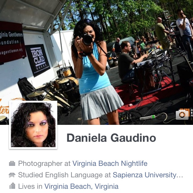 Facebook has become a big part of MY LIFE...I'm addicted to the check ins everywhere I go and I love this amazing network www.danielagaudino.com