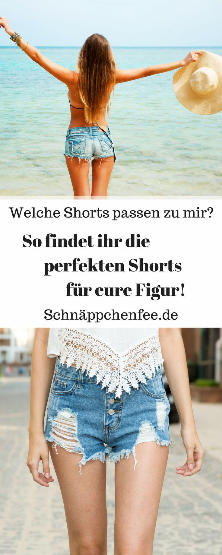 Shorts kombinieren: Styling Tipps für jeden Figurtyp