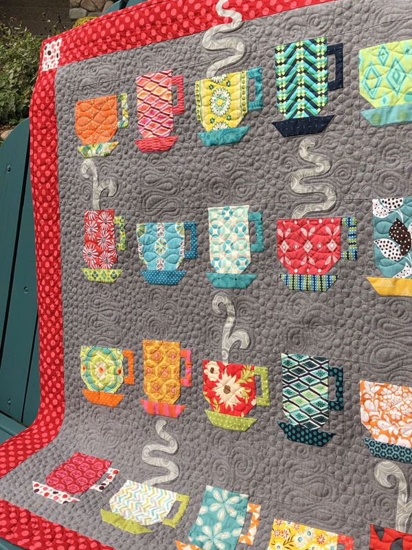 Sew Caffeinated Quilt Sewing Projects