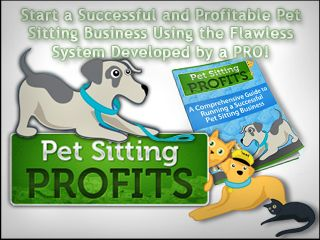Pet Sitting – Learn to Become a Pet Sitter! Start a Successful and Profitable Pet Sitting Business Using the Flawless System Developed by a PRO! Discover the KILLER Marketing Tactics I used to get up to 5 NEW Clients per Day and Earn over $5,400 every Month!