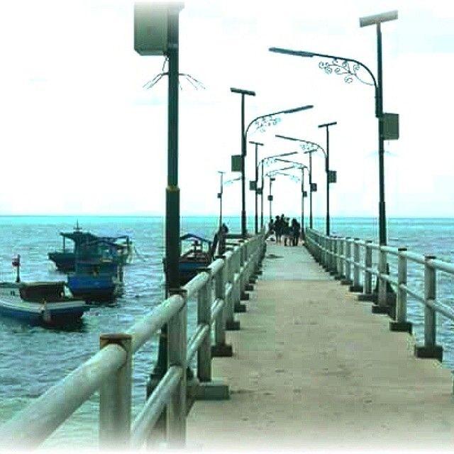 Beautiful Tanjung Kelayang Beach Belitung, Bangka Belitung - Indonesia