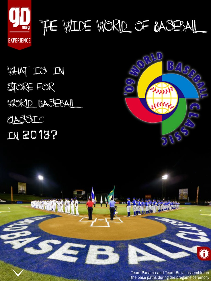 World Baseball Classics, the teams, the expectations, and the unpredictabilities...