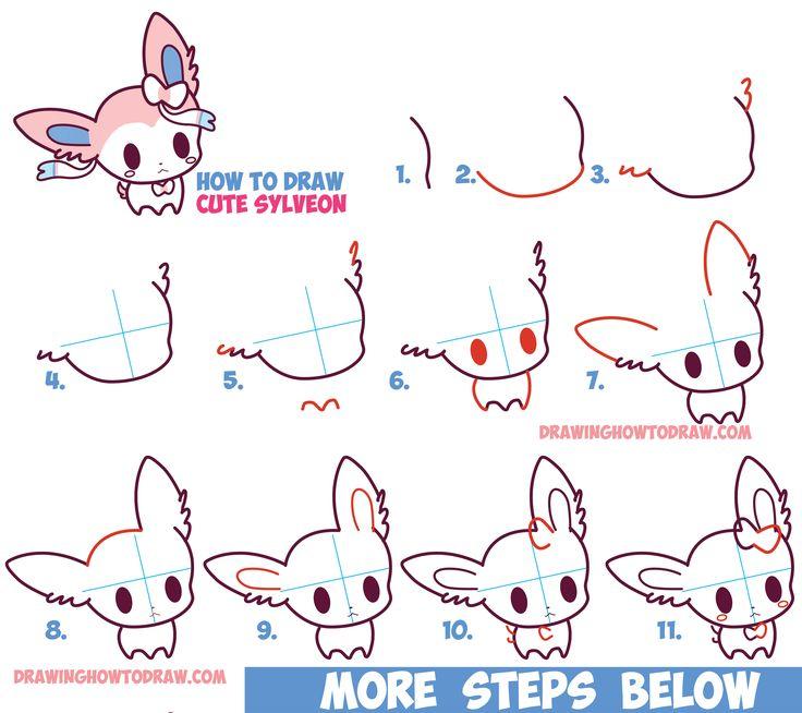 best 20 easy pokemon to draw ideas on pinterest