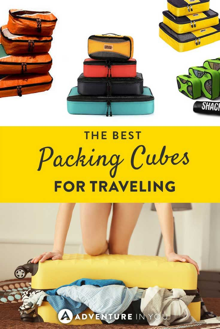 Packing Cubes  Looking for the best packing cubes for traveling? Here are our top picks for the most durable and best value for money.