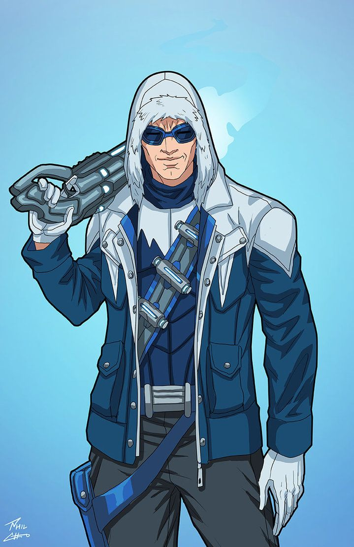 Capitão Frio (Earth-27) commission by phil-cho on DeviantArt