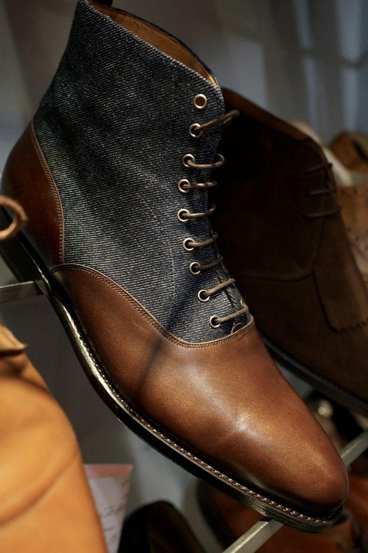 Justin Fitzpatrick footwear