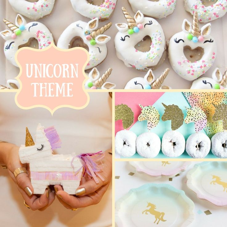 Baby Shower Unicorn Theme ~ Best baby shower unicorn theme images on pinterest