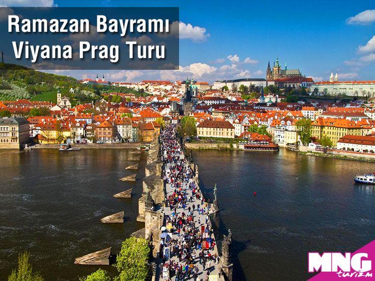 Ramazan Bayramı'nda muhteşem bir geziye hazır olun! Viyana – Prag Turu; bit.ly/MNGTurizm-viyana-prag-turu-s