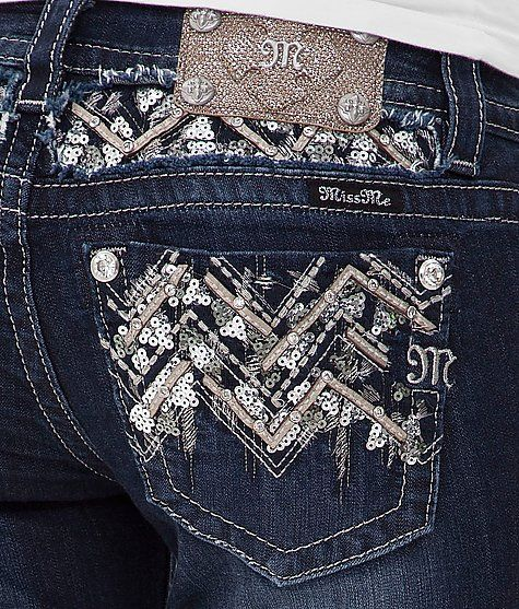 Miss Me Boot Stretch Jean I bought these yesterday!! Love them on, so comfy & pretty.