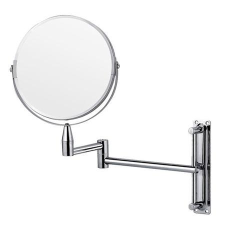 Euroshowers Round Extension Mirror - Chrome - 12320