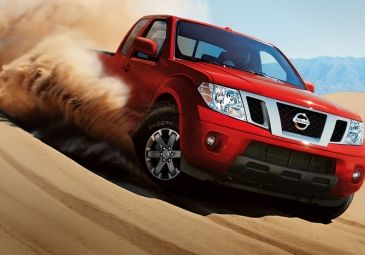 2017 Nissan Frontier - The Affordable and Reliable Alternative