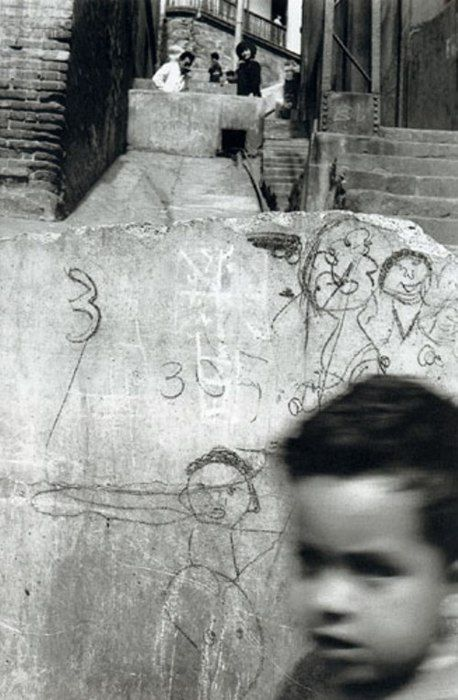 Sergio Larrain - Valparaíso, Chile, 1963