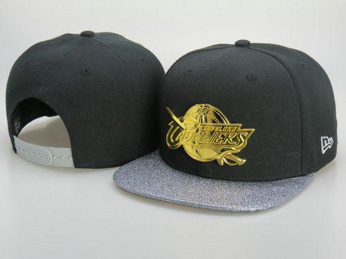 Cheap Wholesale Cleveland Cavaliers Golden Logo NBA Snapback Hats Silver Brim for slae at US$8.99 #snapbackhats #snapbacks #hiphop #popular #hiphocap #sportscaps #fashioncaps #baseballcap